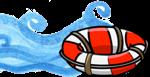 Summer Begins Floatie - Resort Release